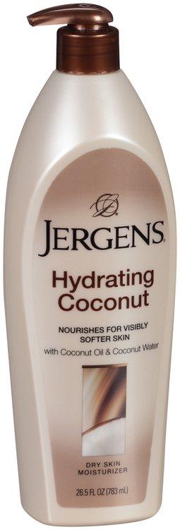 Jergens® Hydrating Coconut Dry Skin Moisturizer 26.5 fl. oz. Pump Bottle