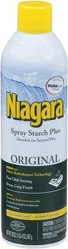PriceSmart® Exclusive - Niagara® Original Professional Finish® Spray Starch 20 oz. Aerosol Can