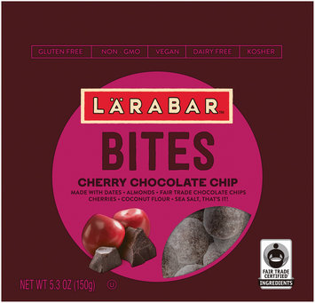 Larabar™ Cherry Chocolate Chip Bites 5.3 oz. Pouch