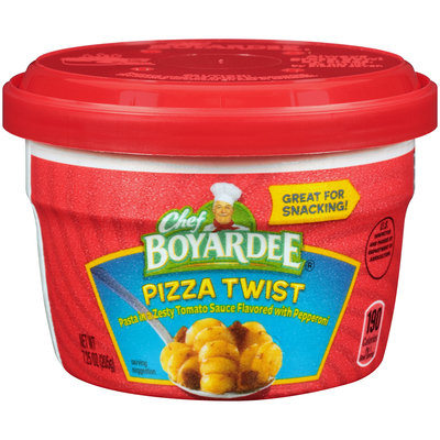 Chef Boyardee® Pizza Twist 7.25 oz. Cup