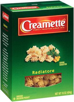 Creamette® Radiatore 16 oz. Box
