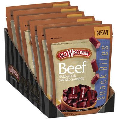 Snack Bites Beef Party Bites 16 Oz 16150 6 Ct Tray
