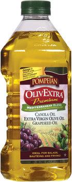 Pompeian OlivExtra® Premium Mediterranean Blend 48 Fl Oz Plastic Bottle
