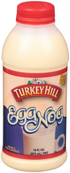 Turkey Hill® Egg Nog 16 fl oz. Plastic Bottle