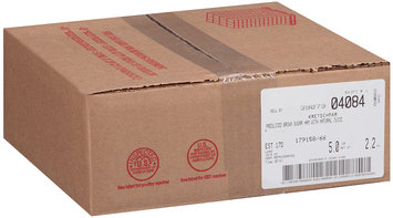 Kretschmar® Presliced Brown Sugar Ham 8 oz. Package