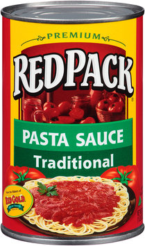 Redpack® Traditional Pasta Sauce 24 oz. Can