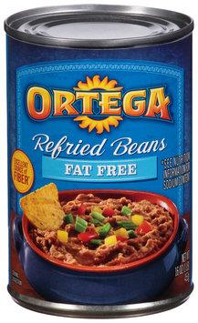 Ortega® Fat Free Refried Beans 16 oz. Can