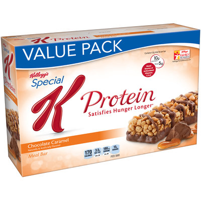 Kellogg's® Special K Protein™ Chocolate Caramel Meal Bars