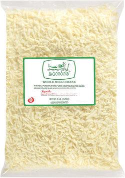 lagondola® shredded whole milk cheese