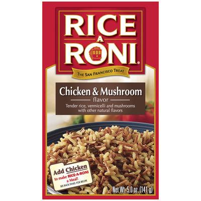 Rice-A-Roni® Chicken & Mushroom Rice & Vermicelli Mix 5 oz. Box