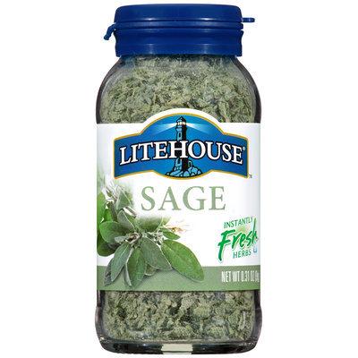 Litehouse® Sage Freeze-Dried Herbs 0.31 oz. Bottle