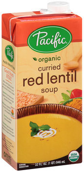 Pacific® Organic Curried Red Lentil Soup