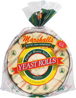 Marshall's™ Parker House Style Yeast Rolls 14 oz. Bag