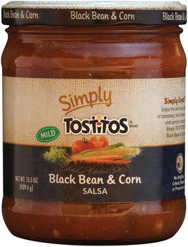 Tostitos® Mild Black Bean & Corn Salsa