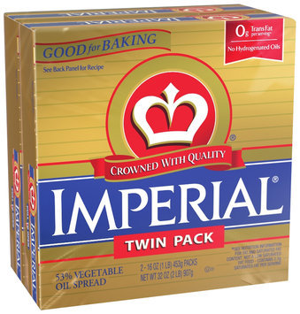 Imperial® 53% Vegetable Oil Spread Twin Pack