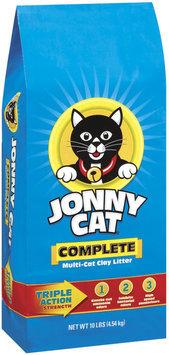 Jonny Cat Complete Multi-Cat Clay Cat Litter 10 Lb Stand Up Bag