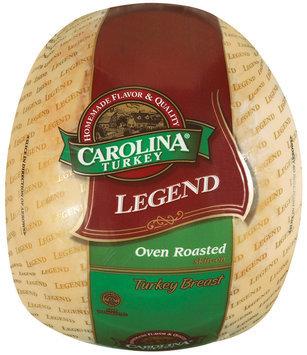 Carolina Turkey Oven Roasted Skin-On Legend Turkey Breast