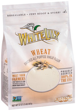 White Lily® White Wheat Enriched All Purpose Wheat Flour 32 oz. Packet
