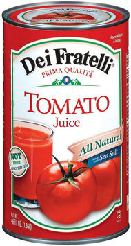 Dei Fratelli  Tomato Juice 46 Fl Oz Can