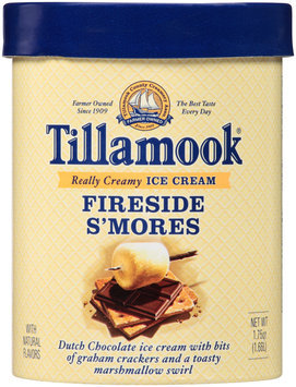 Tillamook® Fireside S'mores Ice Cream 1.75 qt. Tub
