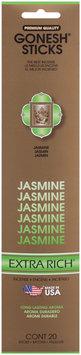 Gonesh® Extra Rich® Jasmine Incense Sticks 20 ct. Carded Pack