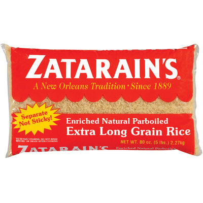 Zatarain's® Extra Long Grain Rice 80 oz. Bag