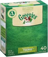 Greenies® Teenie Dog Treats 11.2 oz. Box