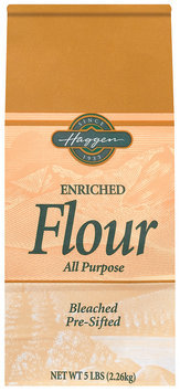 Haggen Enriched All Purpose Bleached Pre-Sifted Flour