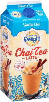 International Delight™ Vanilla Chai Tea Latte 0.5 gal. Carton