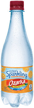 Ozarka® Sparkling Mandarin Orange Natural Spring Water