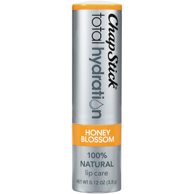 ChapStick® Total Hydration 100% Natural*  Honey Blossom