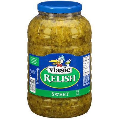 Vlasic® Sweet Relish 1 Gal. Plastic Jar