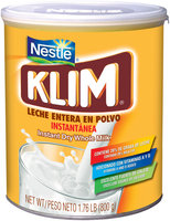 Nestlé KLIM Instant Dry Whole Milk 12 - 1.76 lb Canisters