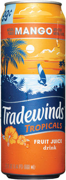 Tradewinds Pre-Priced Mango Fruit Juice 23 fl. oz. Can