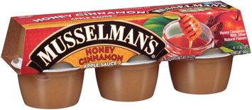 Musselman's® Honey Cinnamon Apple Sauce 6-4 oz. Cups