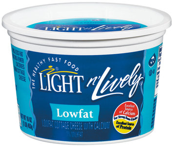 Light N' Lively Lowfat Cottage Cheese