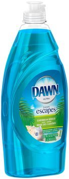 Ultra Dawn® Escapes™ Dishwashing Liquid Caribbean Breeze