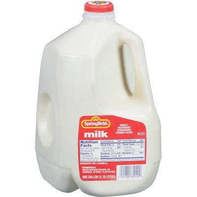 Springfield Vitamin D Milk 1 Gal Jug
