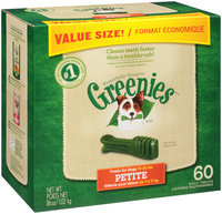 Greenies® Original Petite Dog Treats 36 oz. Box