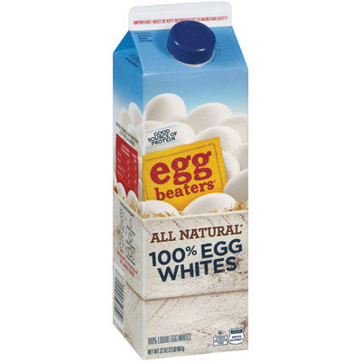 eggbeaters® All Natural 100% Egg Whites 32 oz.