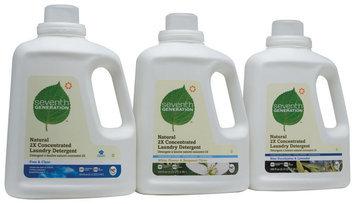 Seventh Generation 100oz Blue Eucalyptus & Lavender, Free & Clear, White Flower & Bergamot Citrus Version 2 Group  Laundry