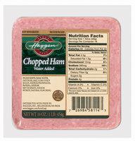 Haggen Chopped Sliced Ham 16 Oz Well