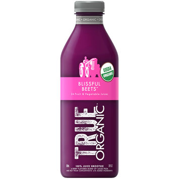 True Organic™ Blissful Beets™ Juice Smoothie 28 fl. oz. Bottle