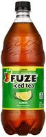 FUZE® Lemon Iced Tea 1L Plastic Bottle