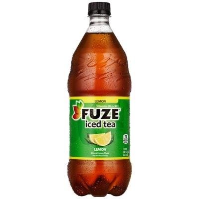 FUZE® Lemon Iced Tea 1L Plastic Bottle