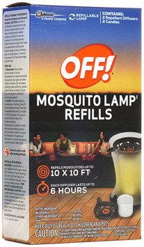 Off!® Mosquito Lamp I Refills 0.058 oz. Box