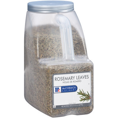 McCormick® Culinary™ Rosemary Leaves 32 oz. Jug