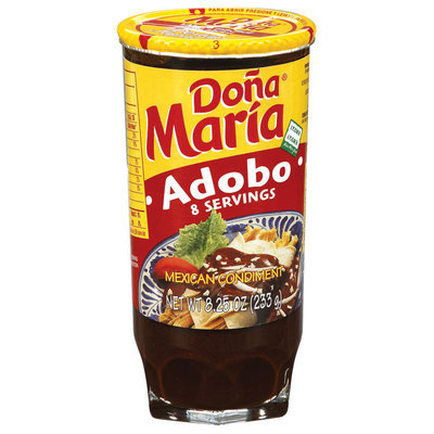 Dona Maria® Adobo Mexican Condiment 8.25 oz. Jar