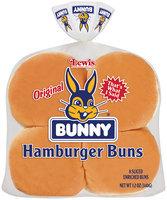 Bunny® Original Hamburger Buns 8 ct. Bag
