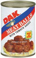 Dak W/Tomato Sauce Canned Meatballs 14.5 Oz Can
